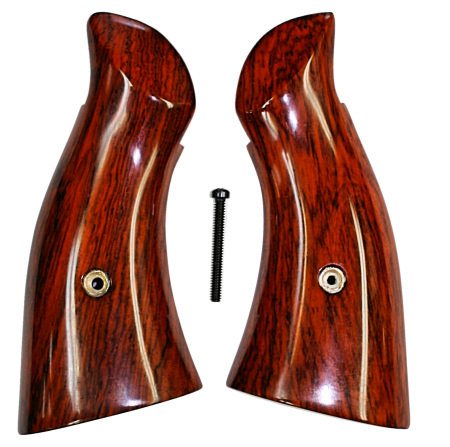 Smith Amp Wesson K Frame Rosewood Grips Square Butt