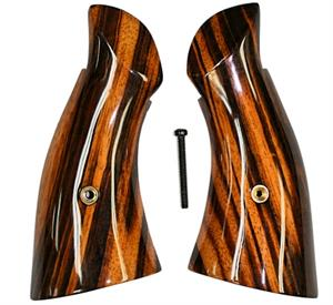 Smith Amp Wesson K Frame Grips Goncalo Alves Wood
