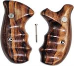 · Smith & Wesson Walnut, Rosewood, Goncalo Alves, Wenge Wood & Zebra Wood Combat Grips